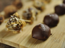 Vegan Truffles (Recipe Included)