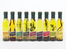Benissimo Infused Cooking Oil