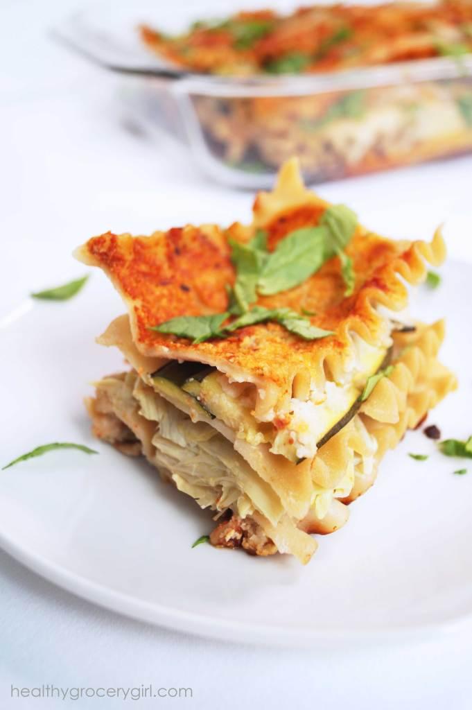 Vegan Lasanga