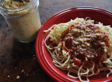 How To Make Vegan Parmesan