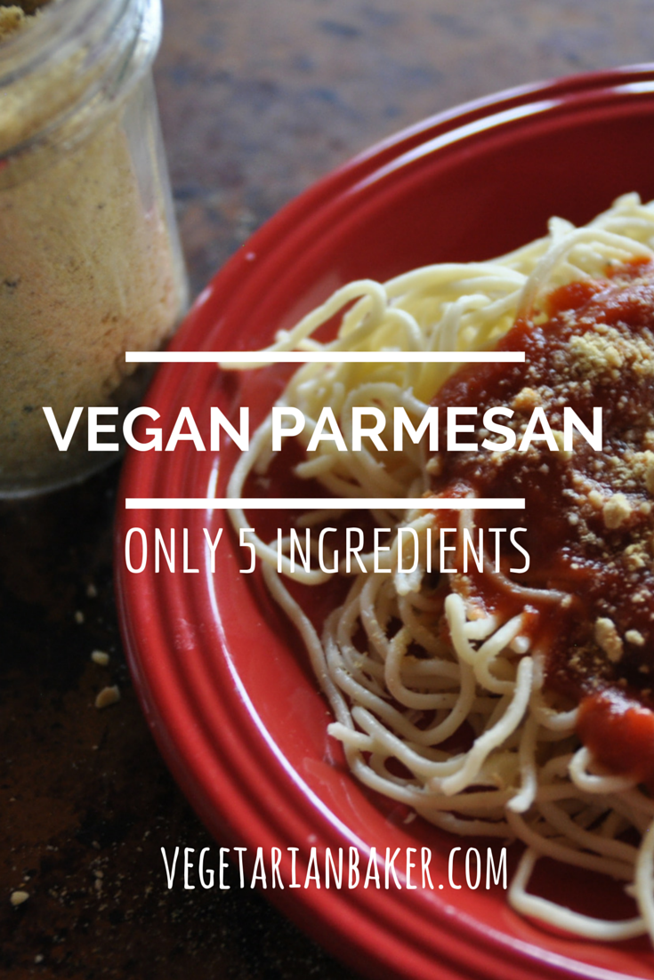 How To Make Vegan Parmesan