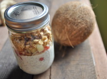 How To Make Vegan Overnight Oatmeal