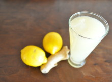 How To Make Ginger Lemonade