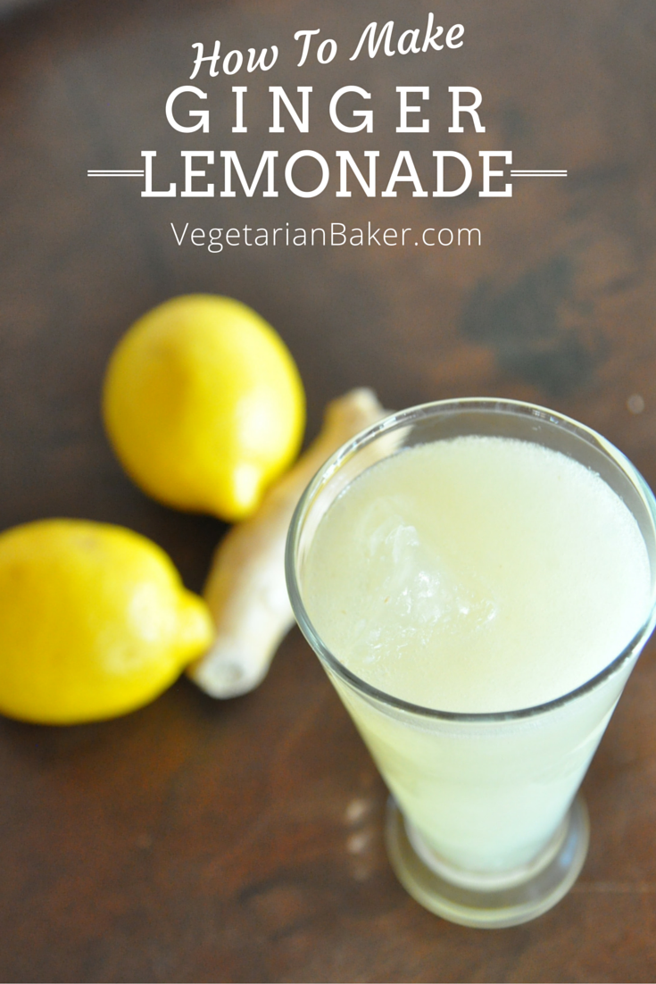 How To Make Ginger Lemonade | Perfect Detox Drink