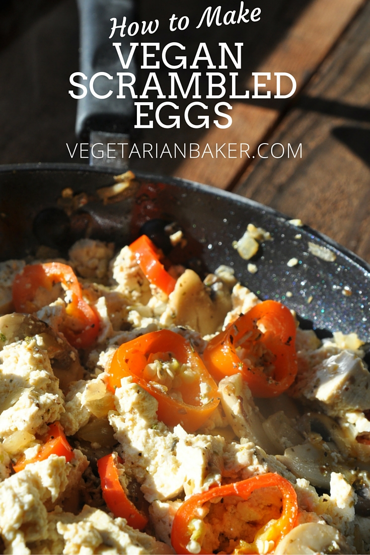 How To Make Vegan Scrambled Eggs
