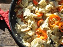How To Make Vegan Scrambled Eggs   Easy Breakfast Recipe