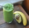 How To Make a Avocado - Banana Smoothie