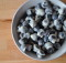 How To Make Frozen Blueberry Yogurt Bites   Vegan & Gluten-Free