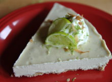 How To Make Vegan Key Lime Pie