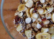 How To Make Tropical Trail Mix | Vegan & Gluten-Free