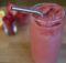 How To Make Frozen Watermelon Raspberry Smoothies