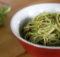 How To Make Vegan Kale Avocado Pesto   Gluten-Free & Oil-Free
