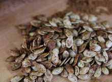 How To Make Pumpkin Spiced Roasted Pumpkin Seeds