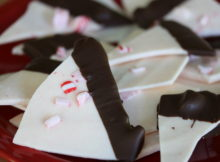 How To Make Vegan Peppermint Bark