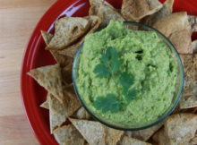 How To Make Avocado Hummus | Healthy Vegan Recipe
