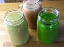 3 Healthy Mango Smoothies Recipes!