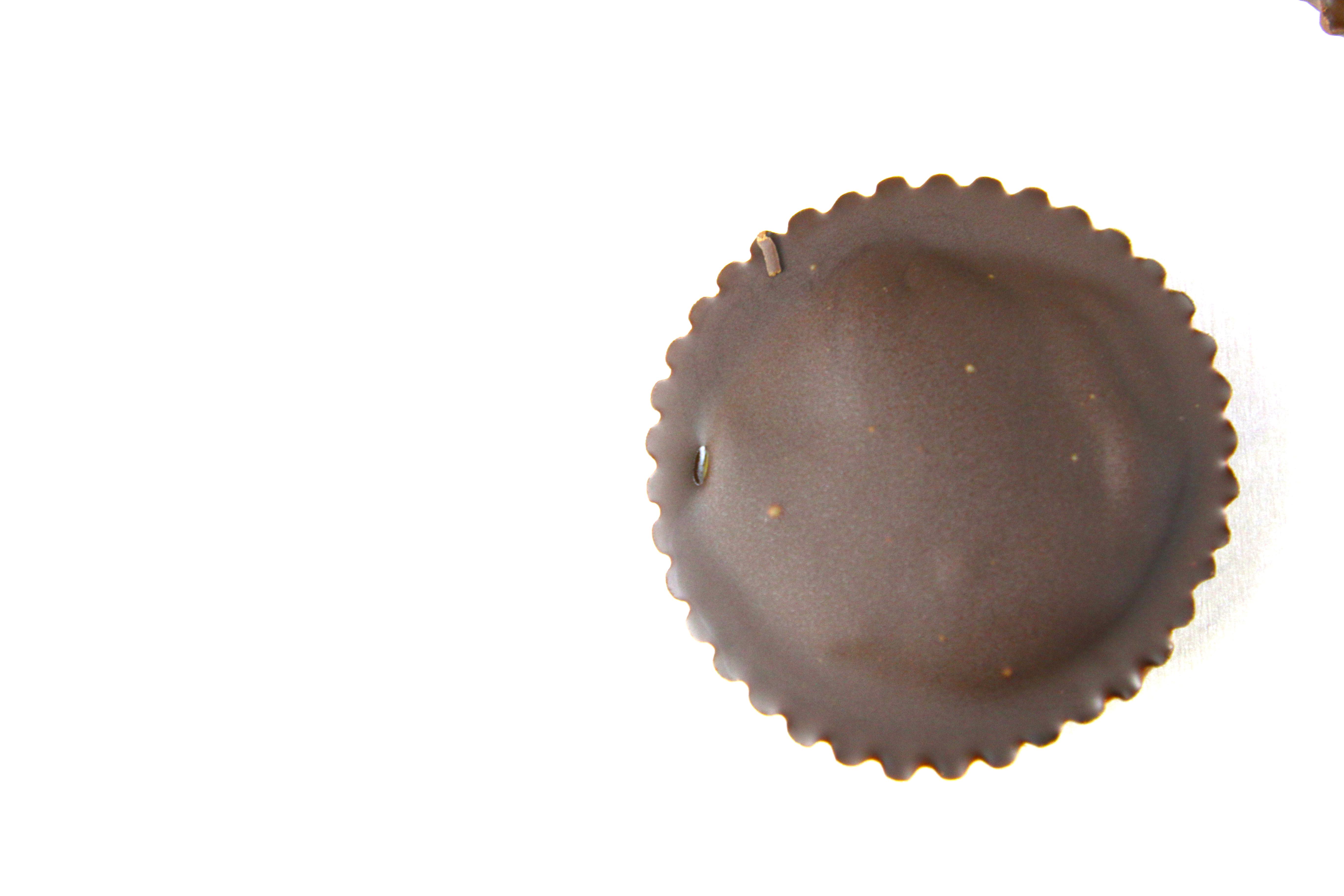 Vegan Chocolate Peanut Butter Cups | Homemade Reese's