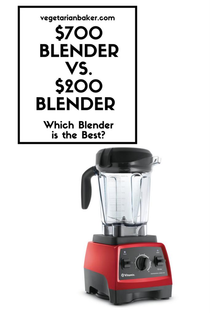 $700 Blender Vs. $200 Blender   Which Blender is the Best?